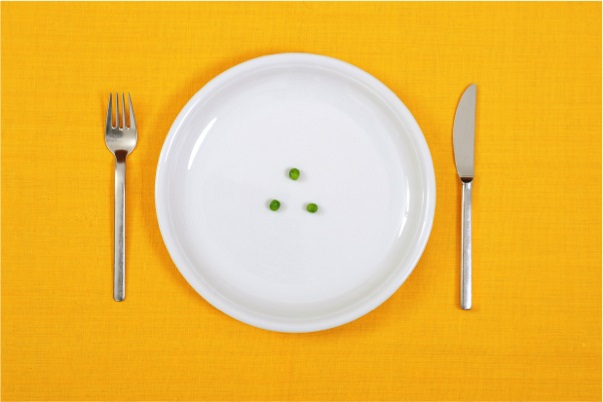 FDH Friss die Hälfte Diät