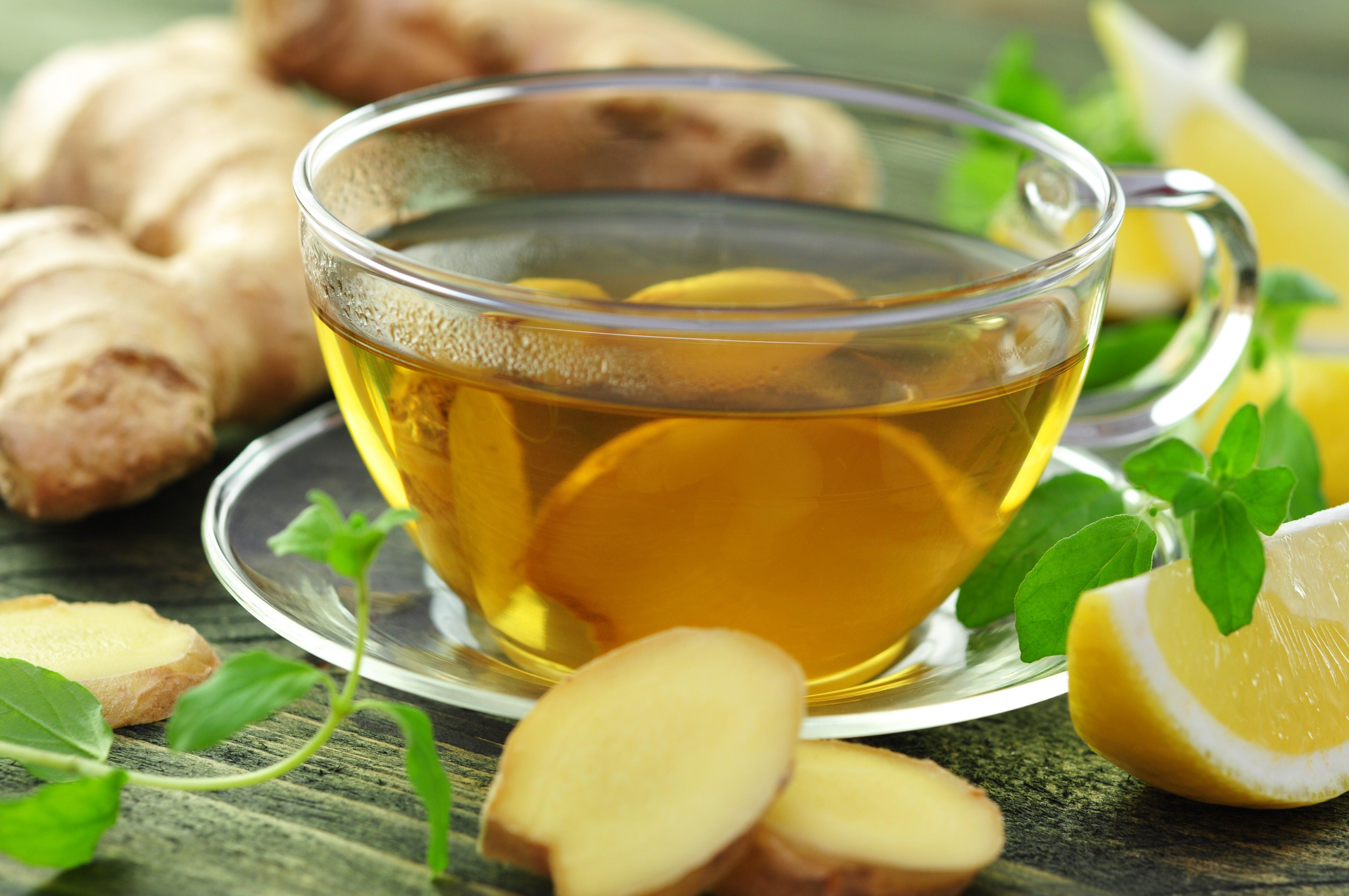 Abnehm-Turbo Grüner Tee