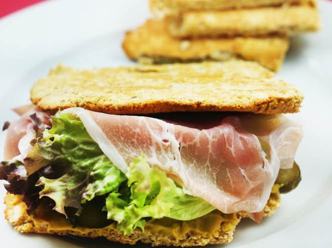 BodyChange Sandwich Brot