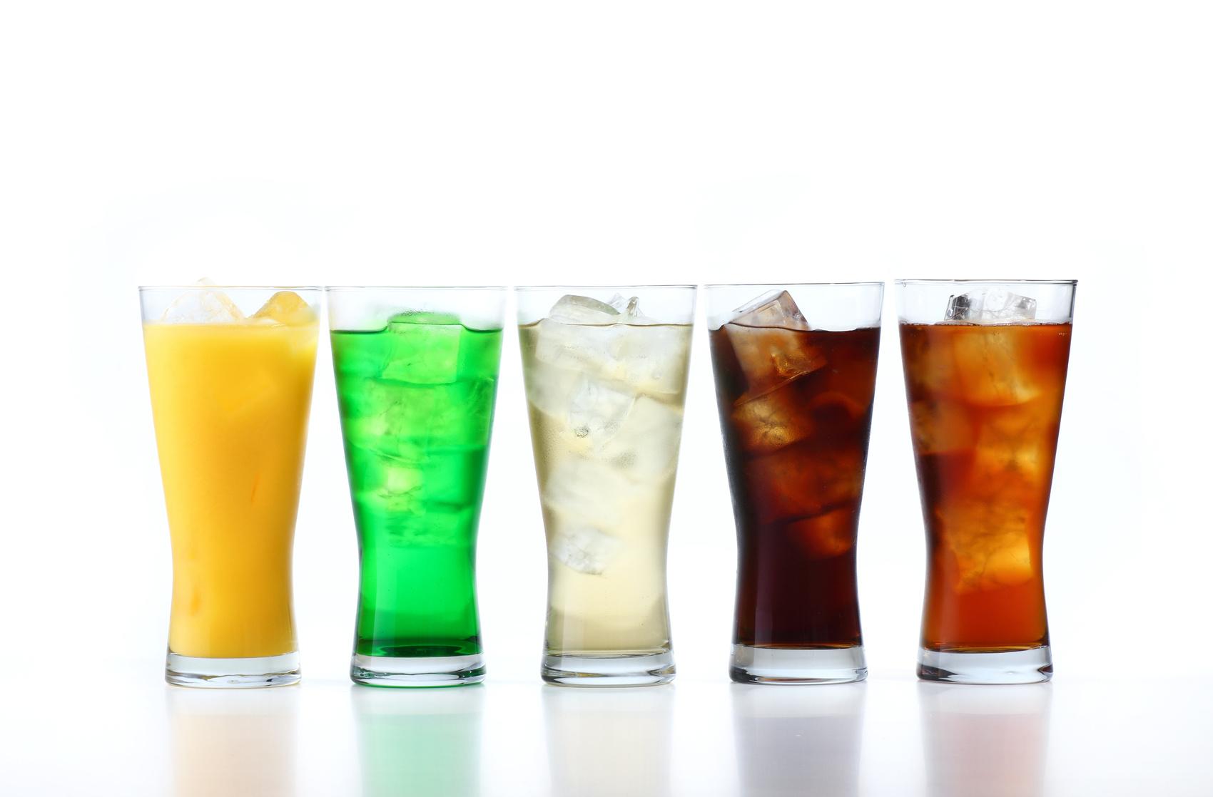 kalorienreiche Softgetränke | BodyChange®