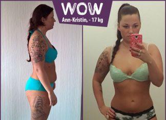Ann Kristin zeigt sich im Bikini vor dem Spiegel