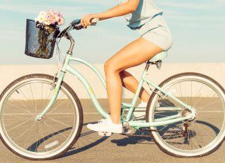Fit in den Frühling mit Fahrrad fahren