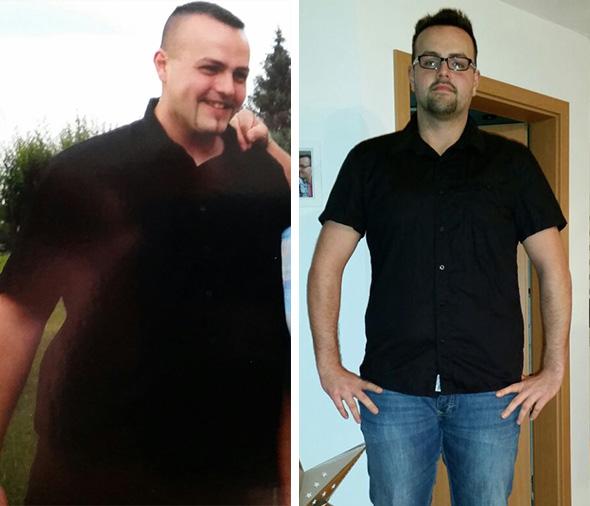 BodyChanger Nico Vorher-Nachher
