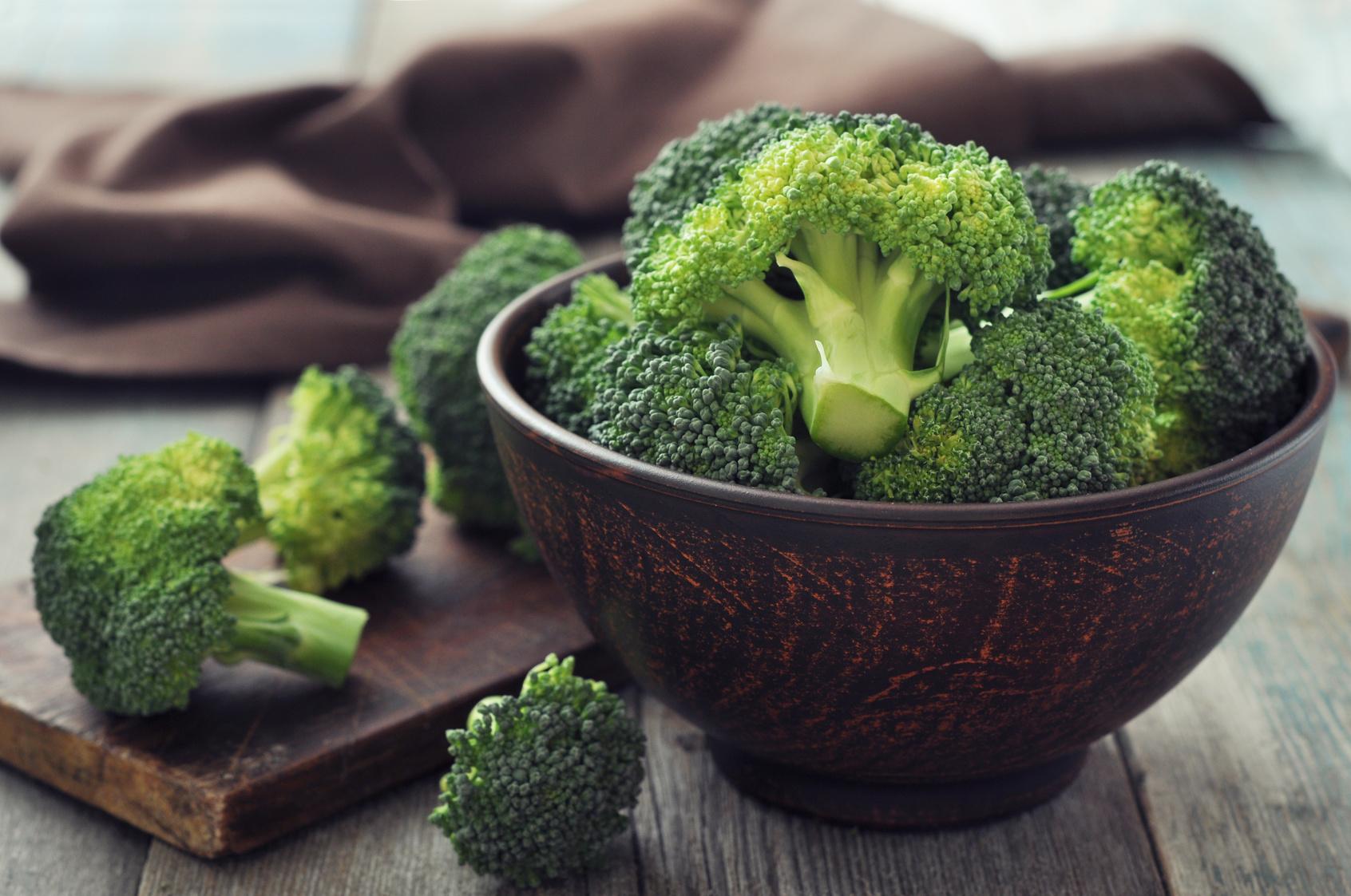 Broccoli zum Abnehmen