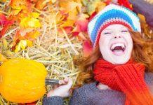 Herbst abnehmen Neubeginn