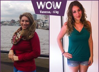 BodyChangerin Vanessa Vorher-Nachher