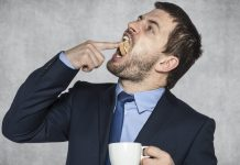 zu viele Kohlenhydrate in der Mittagspause