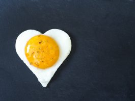 Abnehmen mit Eiern