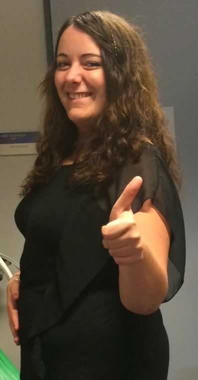 BodyChangerin Jasmin hat mit BodyChange -16 kg abgenommen