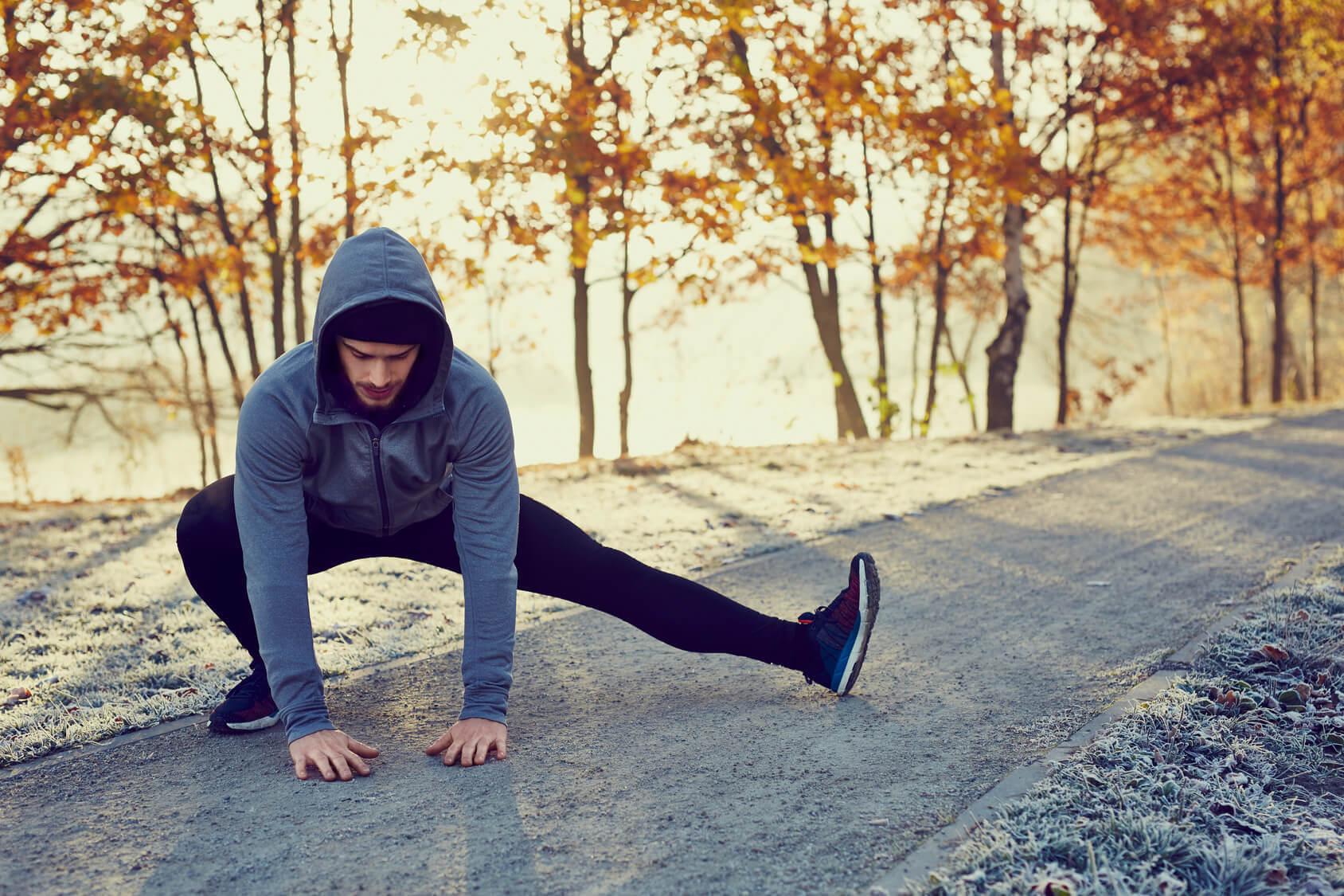 Sport im Winter