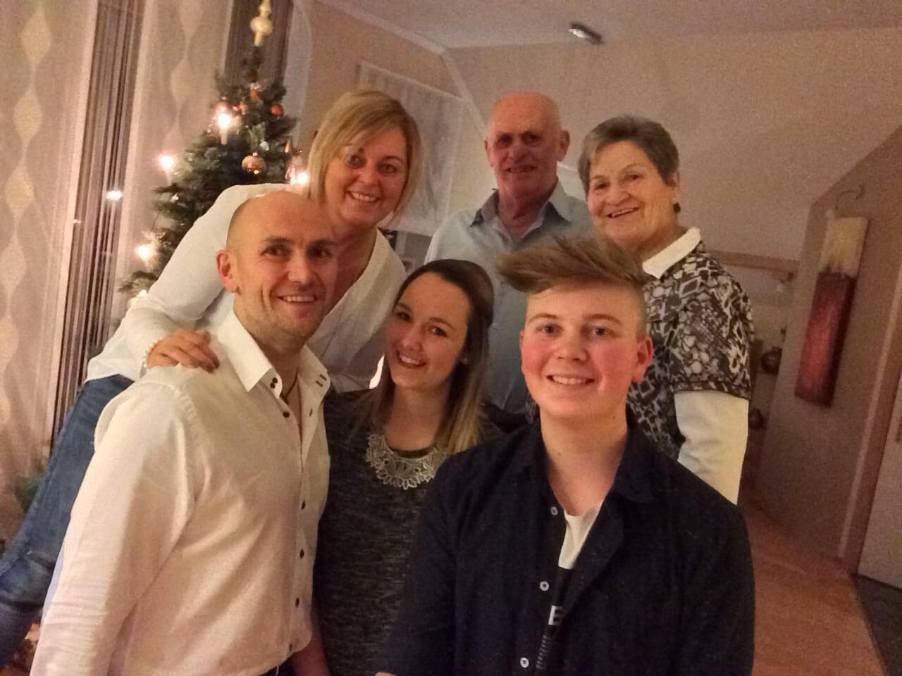 Familie Hofer nach BodyChange