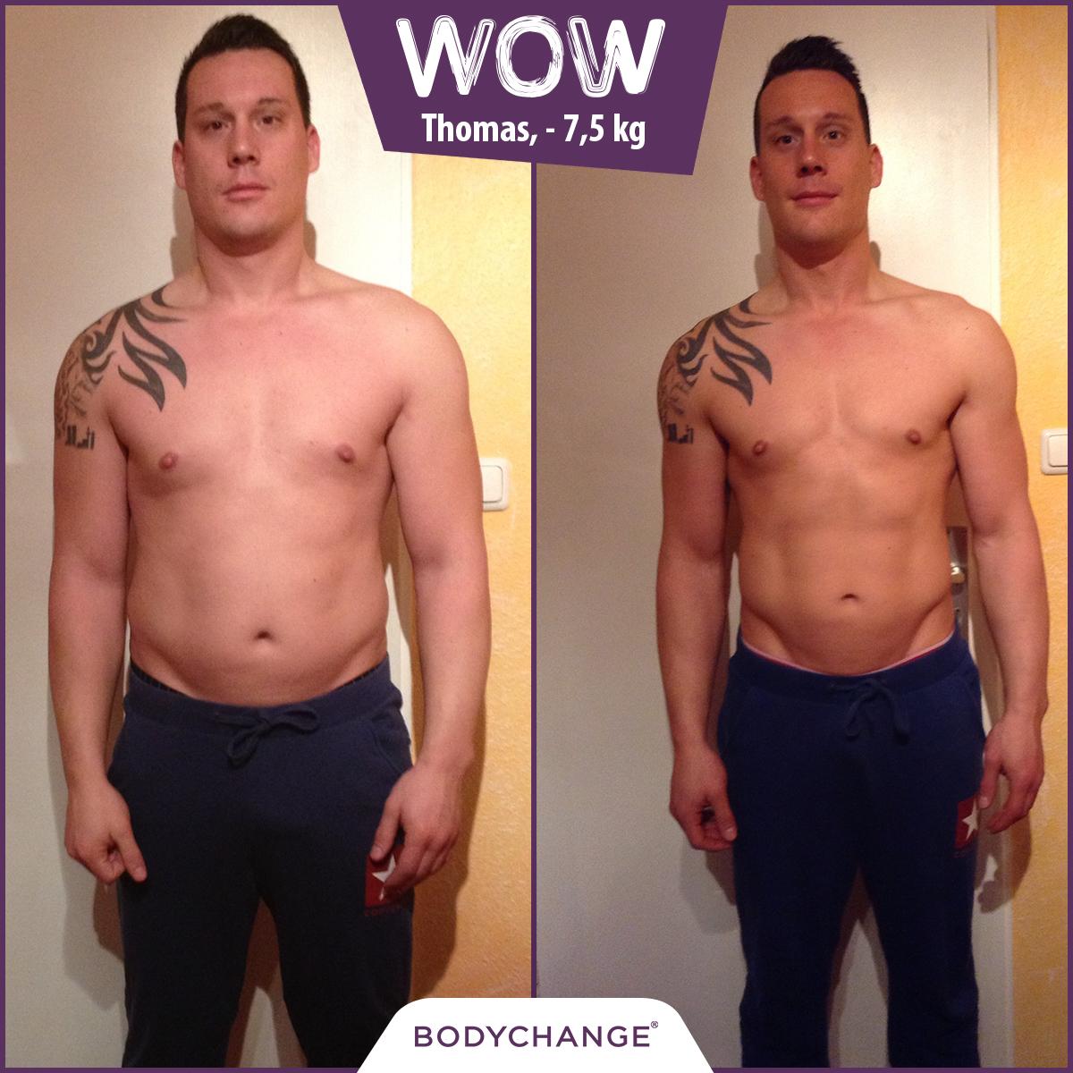 Abnehmen in einer Woche 7 Kilo in 7