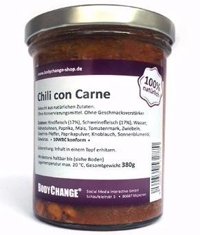 BodyChange Chili con Carne