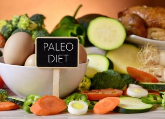 Lebensmittel bei der Paleo Diät