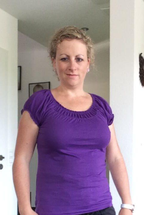 Nicole -9kg nach BodyChange