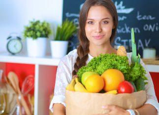Obst Tüte zum Abnehmen ohne Jojo-Effekt