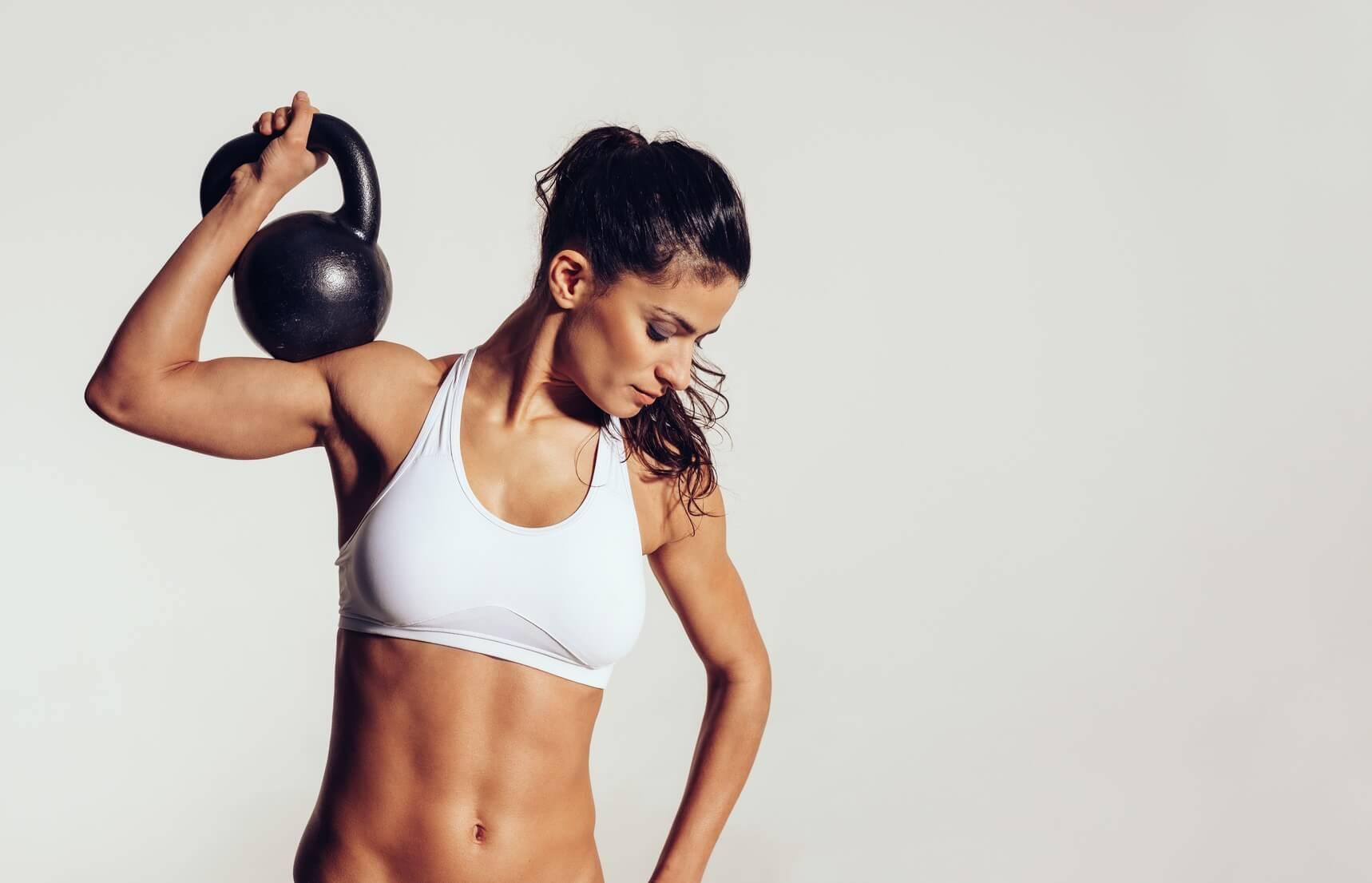Kettlebell Training bei BodyChange FIT