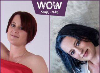 Sonja hat 26 kg mit BodyChange verloren