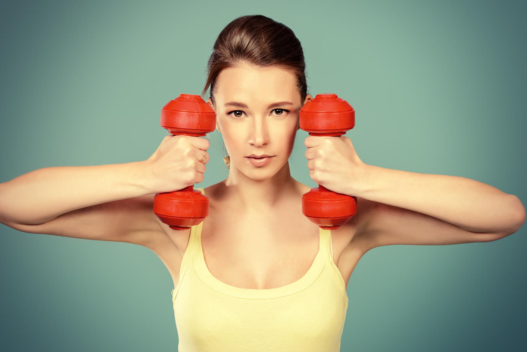 BodyChange Arm Workout