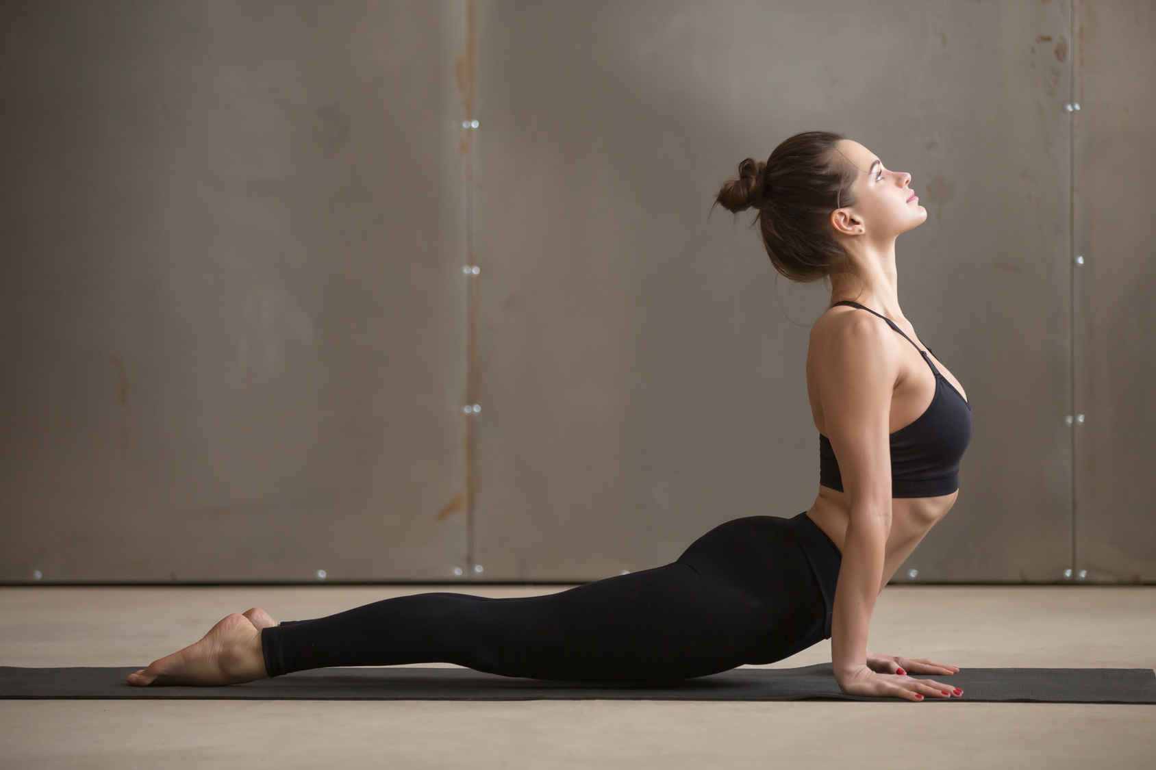 yoga for a nice flat belly