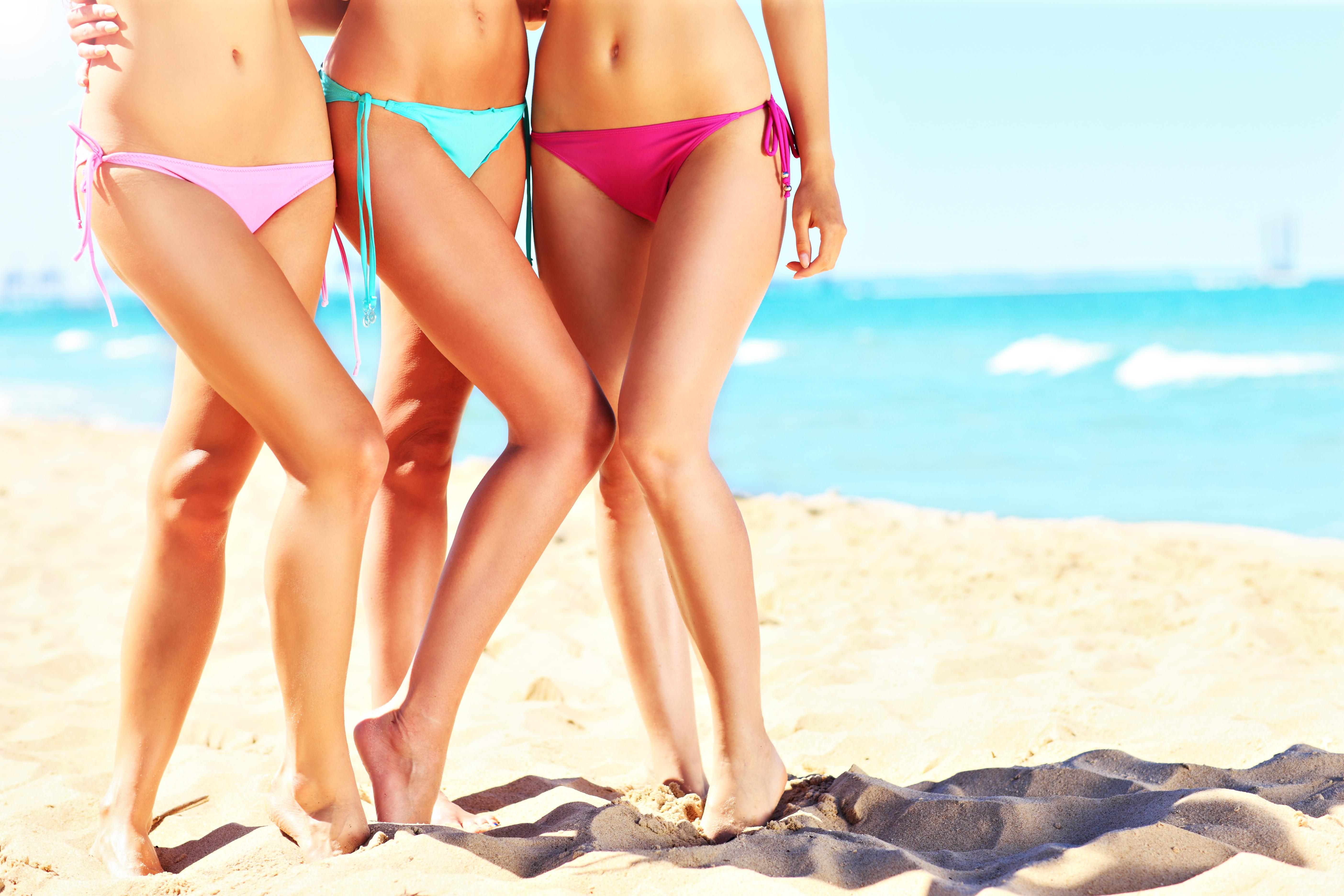 Sexy Beine: Diese Übungen sollten in jedes Workout