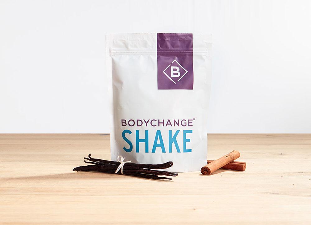 Der BodyChange Shake als Eiweißpulver für den Muskelaufbau