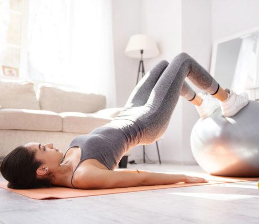 Bauch Beine Po Workout übungen Für Zuhause Bodychange