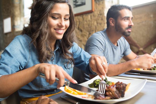 Satt essen an Kohlenhydraten